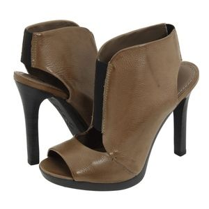 7 FOR ALL MANKIND MARIAH OPEN TOE STILETTO BOOT